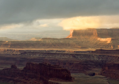 DEAD HORSE POINT AND CANYONLANDS, UTAH