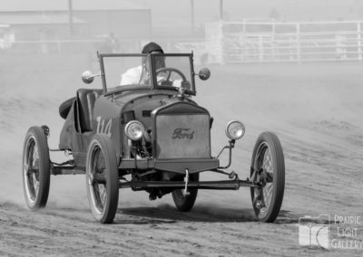 MODEL T RACING, HIGH RIVER, ALBERTA